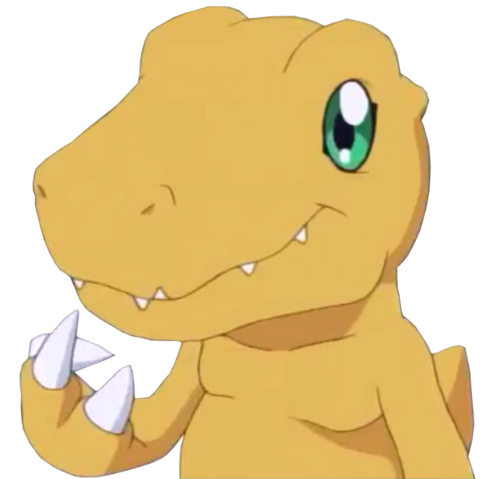 File:Agumon.png