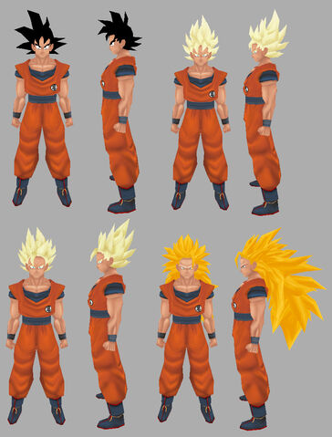 File:Goku all forms.jpg