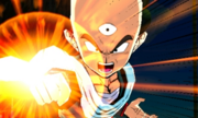 DB Fusions Tien Shinhan Super Dodon Ray (Special Move - Pic 2)