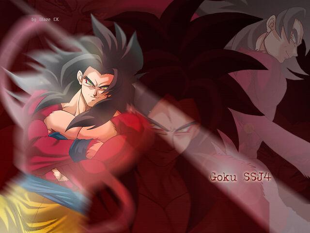 File:Goku SSJ4 by BlazeCK PL.jpg