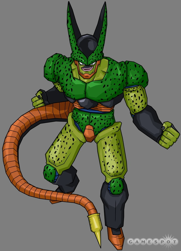 image semiperfect cell budokai tenkaichi 2jpg dragon