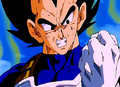 191 - Vegeta moping around