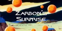 Zarbon's Surprise