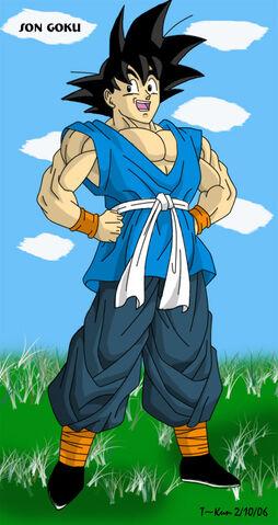 File:GT Goku by elitedragongoku.jpg