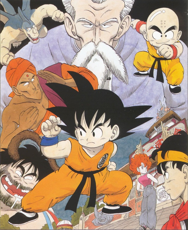 Image result for 1st world tournament lineup dragon ball