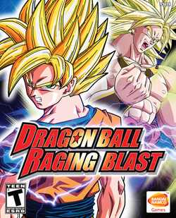 File:Raging Blast good quality cover.PNG