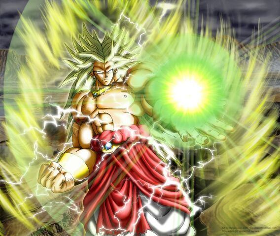 File:BROLY THE LEGEND AS SSJ3 by Saiyakupo.jpg