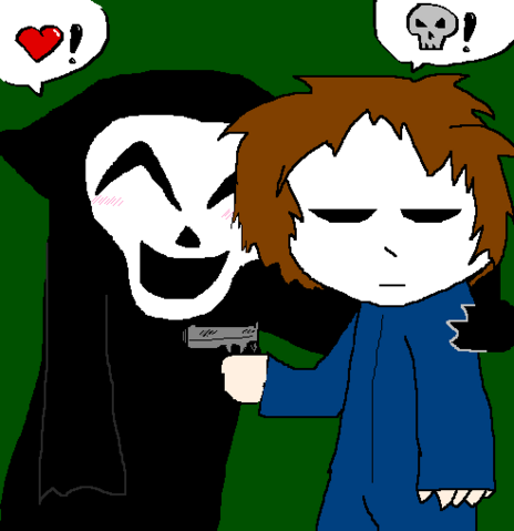 File:Ghostface wants Michael by Cheetana.png