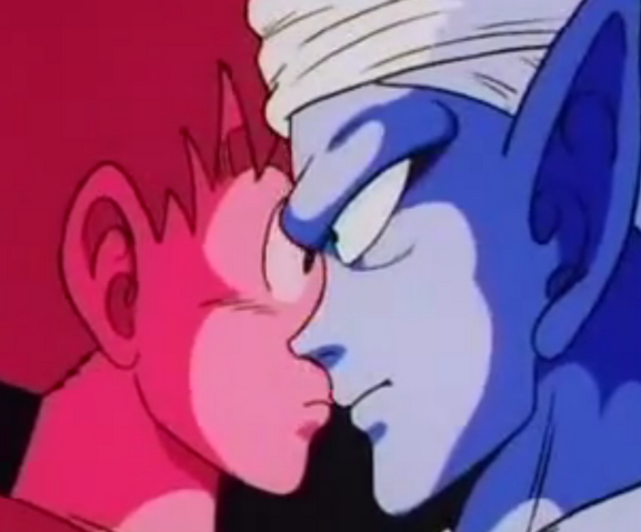 File:Piccolo and Goku kiss.png