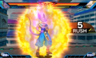 Extreme Butoden Beerus Destruction before Creation (Sun-like Aura)