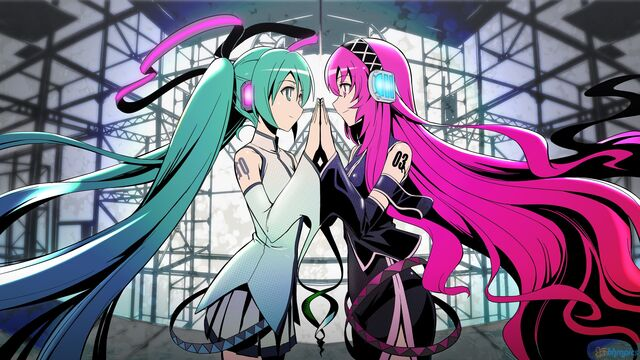File:Hatsune miku and luka-1920x1080.jpg