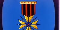 Blue Star Medal