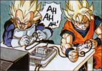 File:Vegeta+Goku games LOL.jpg