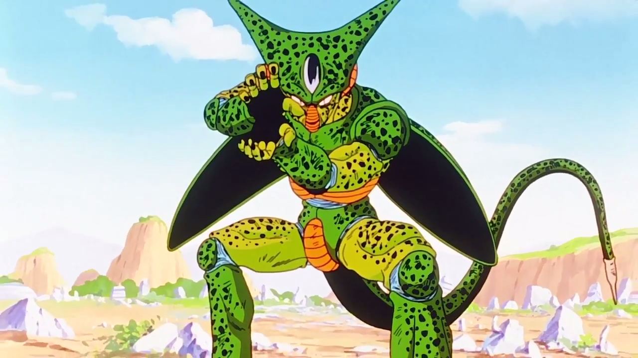 List of techniques used by Cell | Dragon Ball Wiki | FANDOM ...
