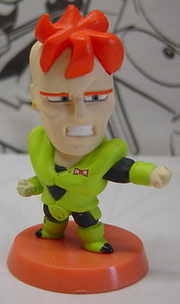 Android16 animeheroes plex