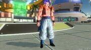 Dragon Ball Xenoverse GT Pack 2 Male Future Warrior Gogeta Costume (DLC)
