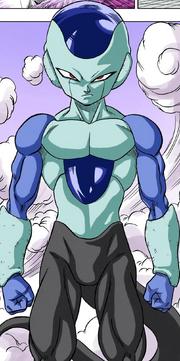 Frost manga