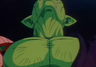 Piccolo feels to his death