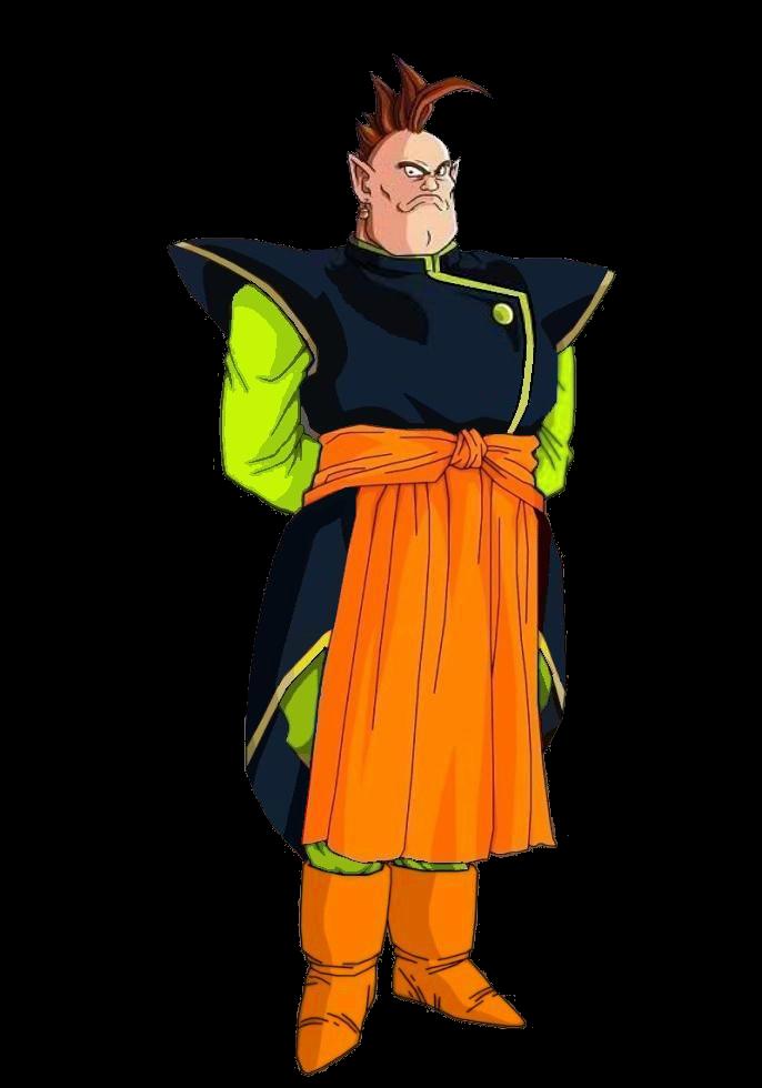 Dragon ball gt senhor todo poderoso rei yaka yaka yaka ludo - 5 5