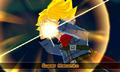 DB Fusions Future Trunks (DB Super) Super Masenko (Special Move - Pic 1)