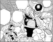 Mecha Frieza and King Cold