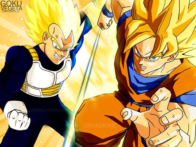 File:Goku v vegeta.jpg
