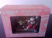Banpresto Ginyu Special Corps Dioramas 2009 Jeice