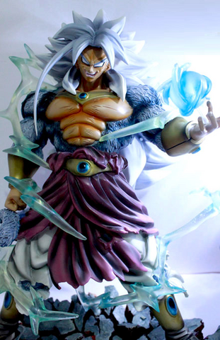 File:DragonBallAF SS5Broly statue b.PNG