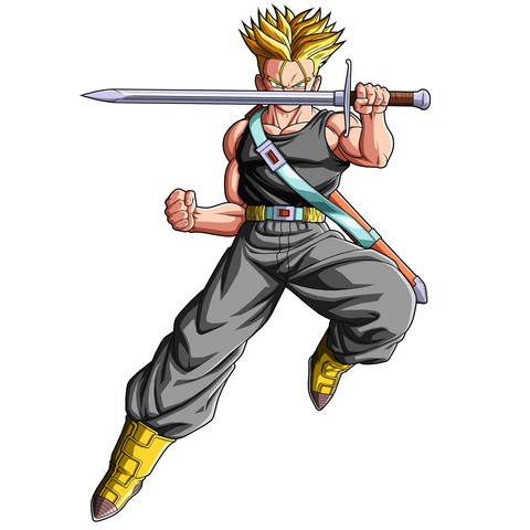 File:Future Trunks SSJ by drozdoo.png