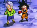 Trunks&GotenVsNMonster