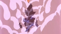 Super Saiyan 2 silhouette