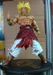 Broly modelkit a