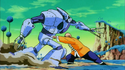 Cyclopian Guard Vs Roshi