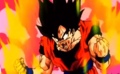 Super Saiyan power (vs Buu)