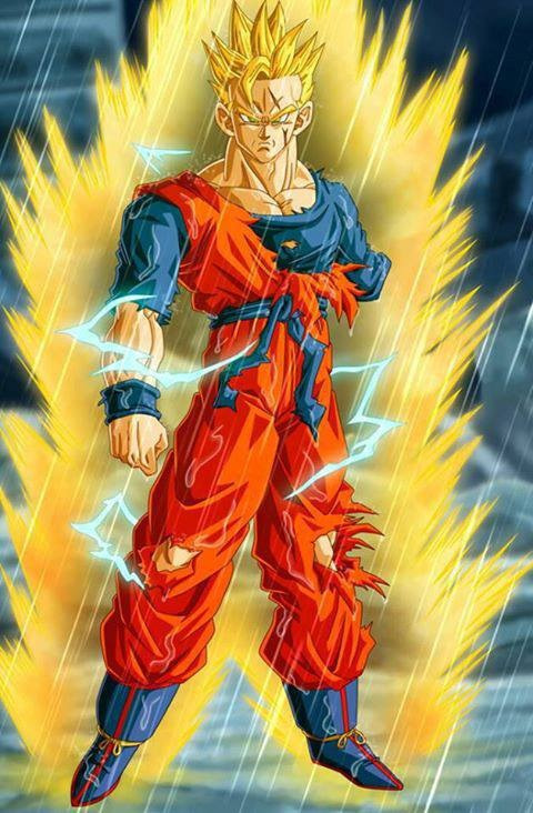 Future gohan dragonball af wiki fandom powered by wikia - Dragon ball z gohan images ...