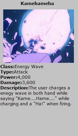 Card Kamehameha