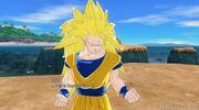 DBZ RB Goku SSJ3