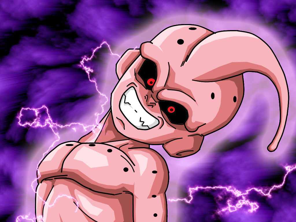 Dragon ball z kid buu saga alternate timeline - Images dragon ball z ...