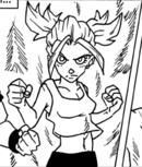 Super Saiyan Bra (30 Years after DBM)