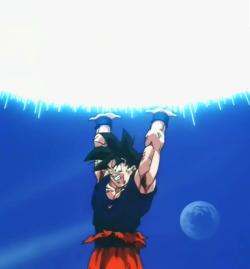 GokuSuperSpiritBomb
