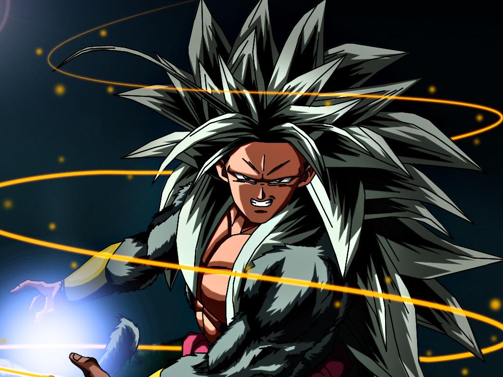Goku Fase 10000 Vs Vegeta Fase 10000: Super Saiyan 5 (CN'S Version)