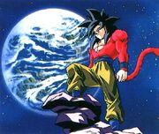 SSJ4 Goku Superman VS Goku-s487x412-91811-580