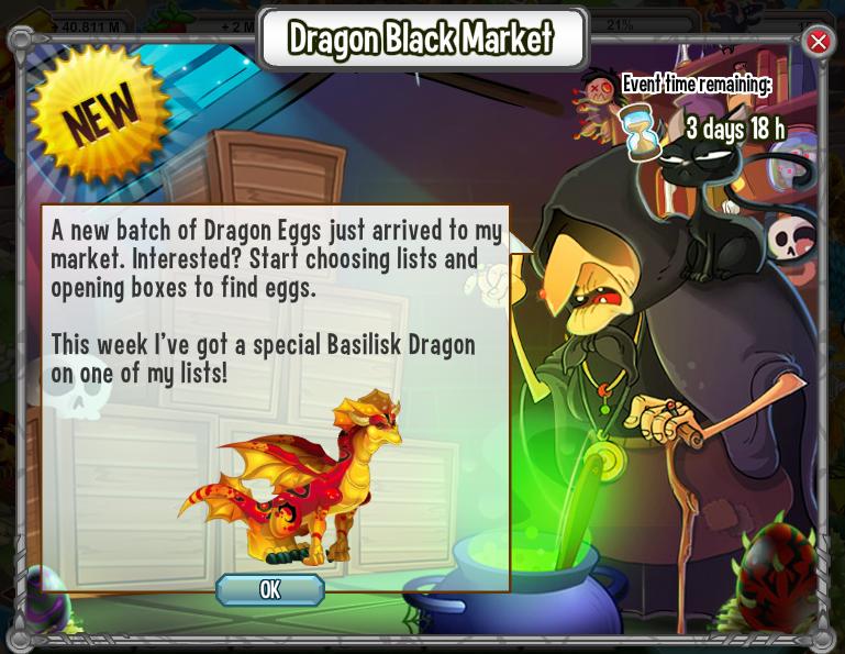 Basilisk vs Dragon Basilisk Dragon Black Market