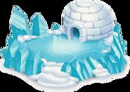 Pure Ice Habitat