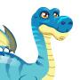 Brontosaurus Dragon m2