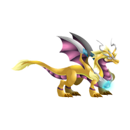 Lightbeam Dragon 3