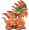 Aztec Warrior Dragon 2