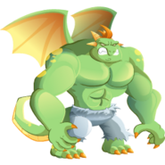 Angry Dragon 3