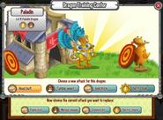 Paladin Dragon-Attack List