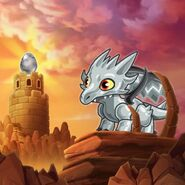 Metal Dragon-Hatch